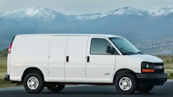 (Upfitter) All-wheel Drive G1500 Cargo Van