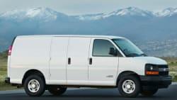 (Work Van) Rear-wheel Drive G1500 Cargo Van