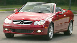(Base) CLK550 2dr Convertible