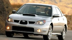 (WRX) 4dr All-wheel Drive Sedan