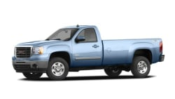 (Work Truck) 4x4 HD Regular Cab 133 in. WB SRW