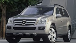(Base) GL320CDI 4dr All-wheel Drive 4MATIC
