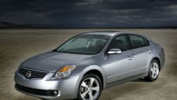 2007 Nissan Altima New Car Test Drive
