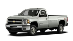(Work Truck) 4x2 Regular Cab 8 ft. box 133 in. WB