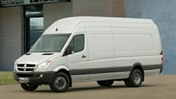 (High Roof) Extended Cargo Van 170 in. WB DRW