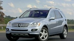 (Base) ML320CDI 4dr 4x4 4MATIC