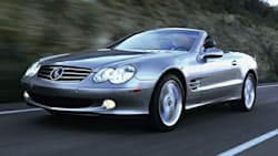 (Base) SL600 2dr Roadster
