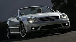 (Base) SL65 AMG 2dr Roadster
