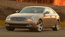 (Base) CLS550 4dr Coupe