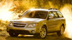 (2.5i Limited) 4dr All-wheel Drive Wagon