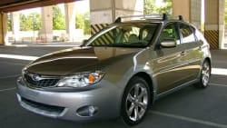 (Base w/VDC) 4dr All-wheel Drive Hatchback