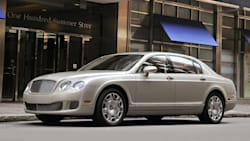 2009 Continental Flying Spur