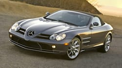 (Base) SLR McLaren 2dr Roadster