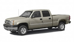(LT) 4x4 Crew Cab 8 ft. box 167.1 in. WB