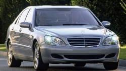 (Base) S 430 4dr Rear-wheel Drive Sedan
