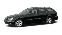 (Base) E 320 4dr Rear-wheel Drive Wagon