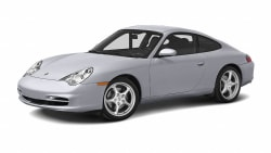 (Carrera 40th Anniversary) 2dr Rear-wheel Drive Coupe