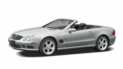 (Base) SL 500 2dr Roadster