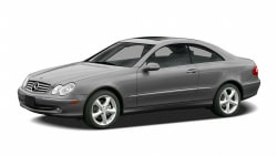 (Base) CLK 320 2dr Coupe