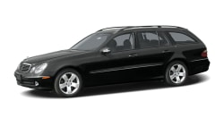 (Base) E 320 4dr Rear-wheel Drive Wagon