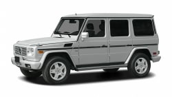 (Base) G 500 4dr All-wheel Drive