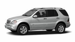 (Base) ML 350 4dr All-wheel Drive