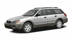 (2.5XT Limited w/Blk Interior) 4dr All-wheel Drive Wagon