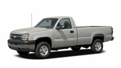 (Work Truck) 4x2 Regular Cab 133 in. WB SRW