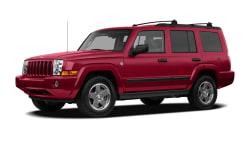 2007 jeep commander recall list