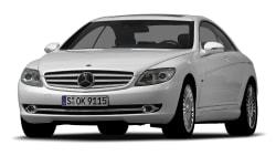 (Base) CL 600 2dr Coupe
