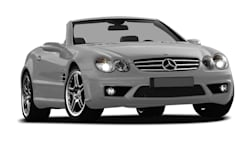 (Base) SL 55 AMG 2dr Roadster