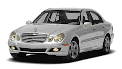 (Base) E 550 4dr Rear-wheel Drive Sedan