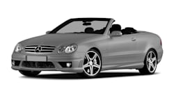 (Base) CLK 550 2dr Convertible