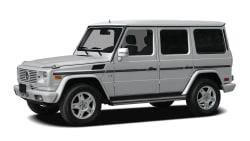 (Base) G 500 4dr All-wheel Drive