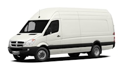 (High Roof) Cargo Van 144 in. WB DRW