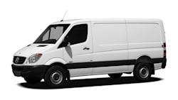 (Base) Sprinter Van 2500 Cargo Van 144 in. WB