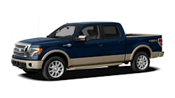 (King Ranch) 4x2 SuperCrew Cab Styleside 6.5 ft. box 157 in. WB