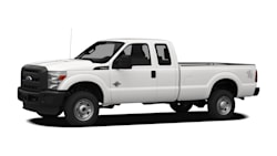 (Lariat) 4x2 SD Super Cab 6.75 ft. box 142 in. WB SRW