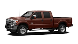 (XLT) 4x4 SD Crew Cab 6.75 ft. box 156 in. WB SRW