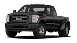 (Lariat) 4x2 SD Super Cab 8 ft. box 158 in. WB DRW