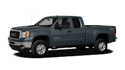 (Work Truck) 4x2 Extended Cab 6.6 ft. box 144.2 in. WB