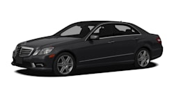 (Base) E 550 4dr Rear-wheel Drive Sedan