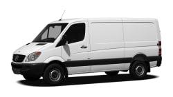 (Normal Roof) Sprinter 2500 Cargo Van 144 in. WB
