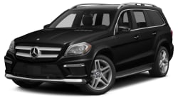 (Base) GL 550 4dr All-wheel Drive 4MATIC