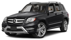 (Base) GLK 350 4dr All-wheel Drive 4MATIC