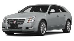 (Luxury) 4dr Rear-wheel Drive Sport Wagon