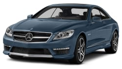 (Base) CL 65 AMG 2dr Coupe
