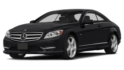 (Base) CL 550 2dr All-wheel Drive 4MATIC Coupe