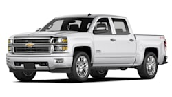 (High Country) 4x2 Crew Cab 6.6 ft. box 153.7 in. WB