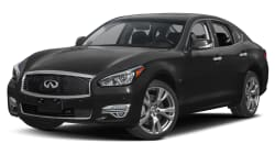 (3.7 LUXE) 4dr Rear-wheel Drive Sedan